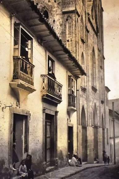 Edificio CEMSE antiguo